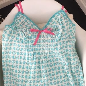 Juicy Couture nightgown Sz M